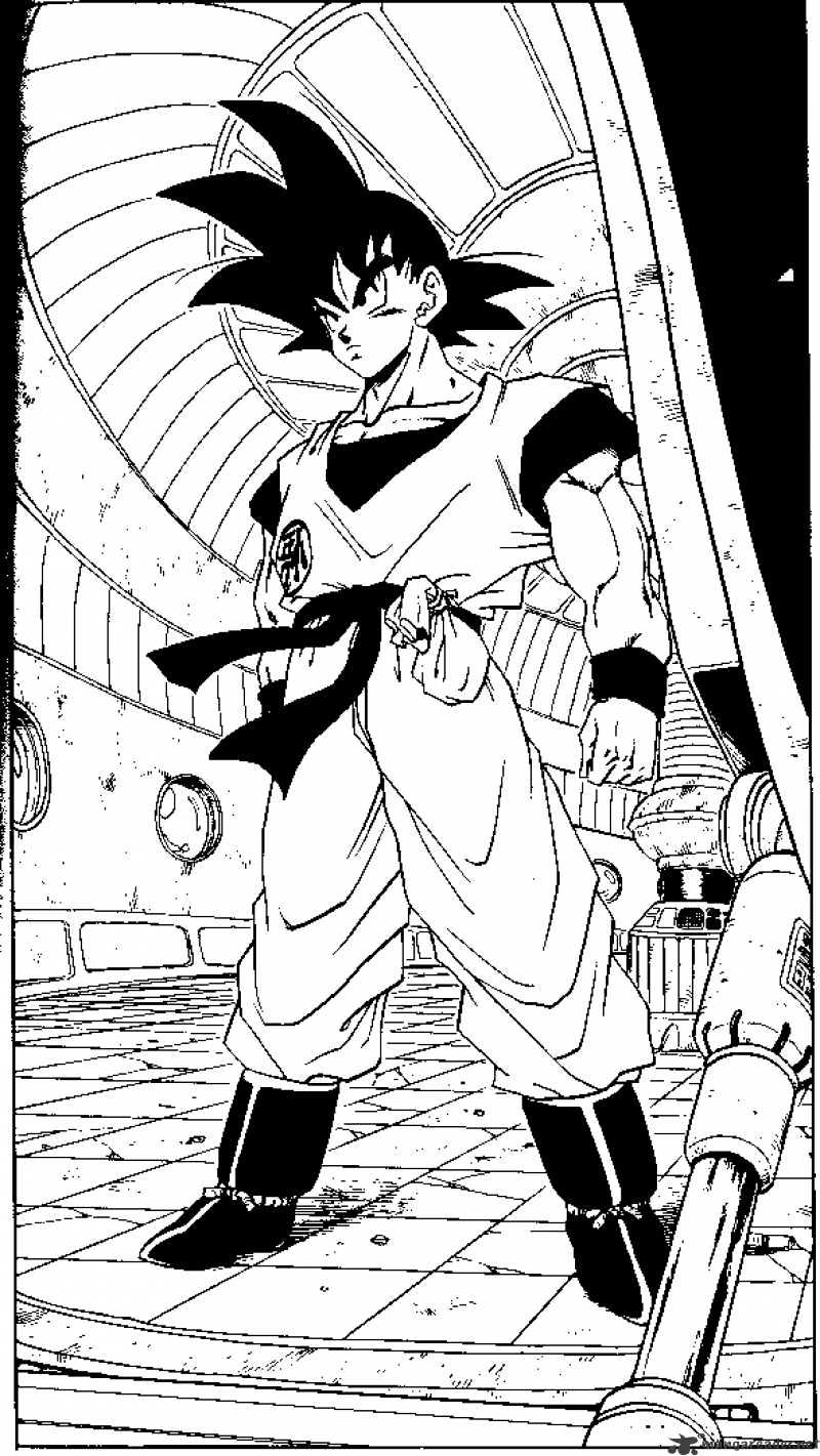 Dragon Ball Chapter 279  Online Free Manga Read Image 3