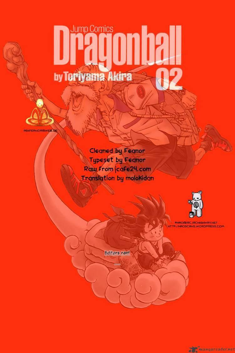 Dragon Ball Chapter 28  Online Free Manga Read Image 15