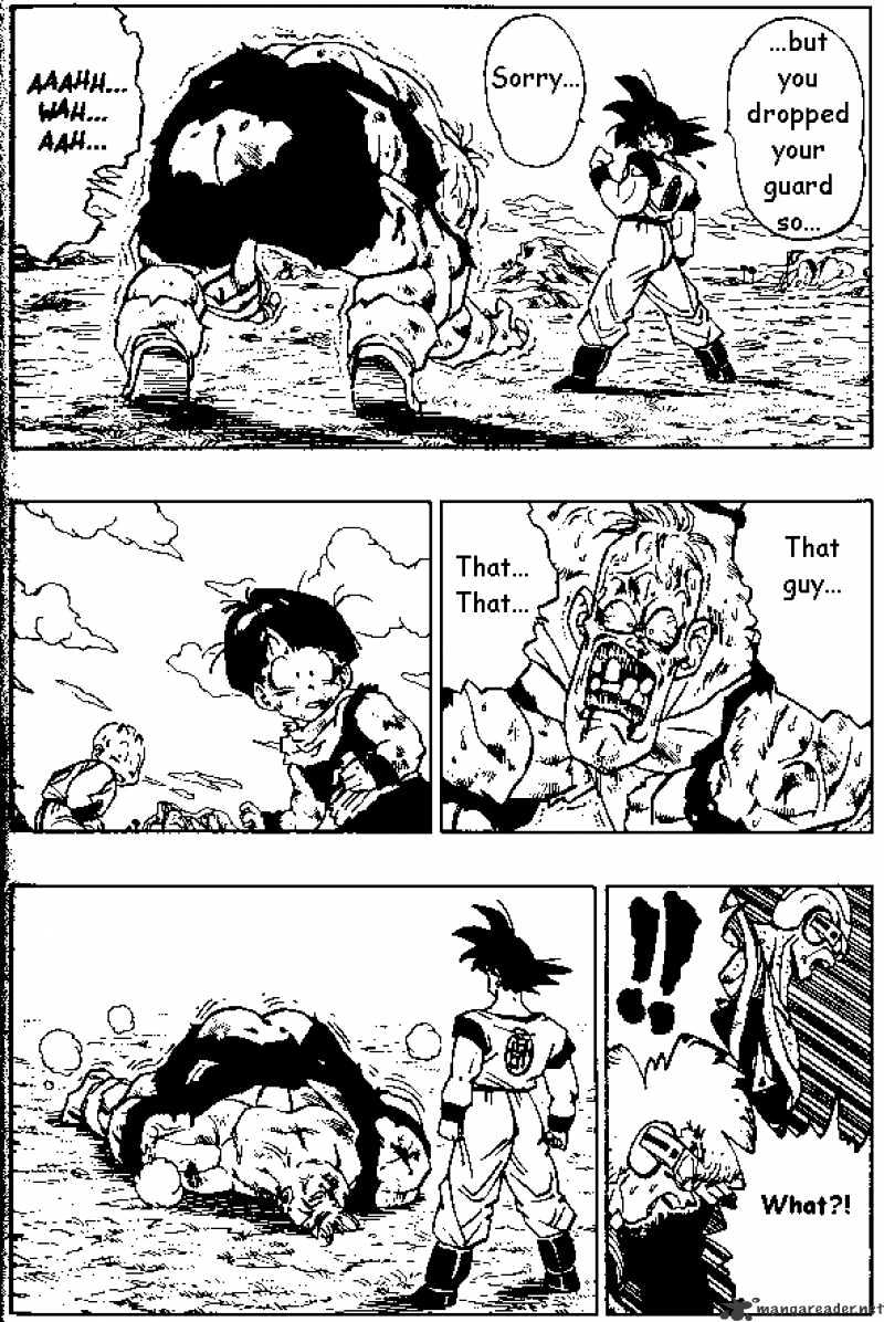 Dragon Ball Chapter 280  Online Free Manga Read Image 12