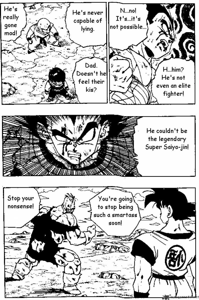 Dragon Ball Chapter 280  Online Free Manga Read Image 2