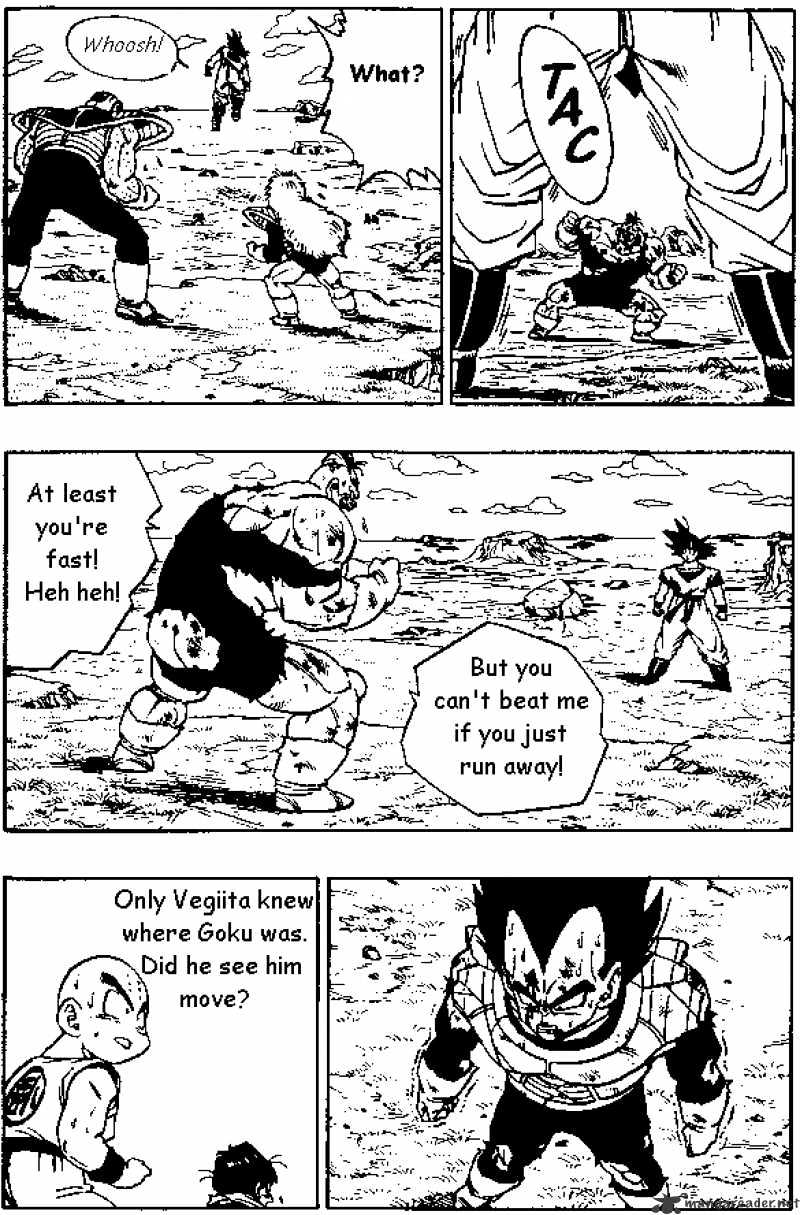Dragon Ball Chapter 280  Online Free Manga Read Image 8