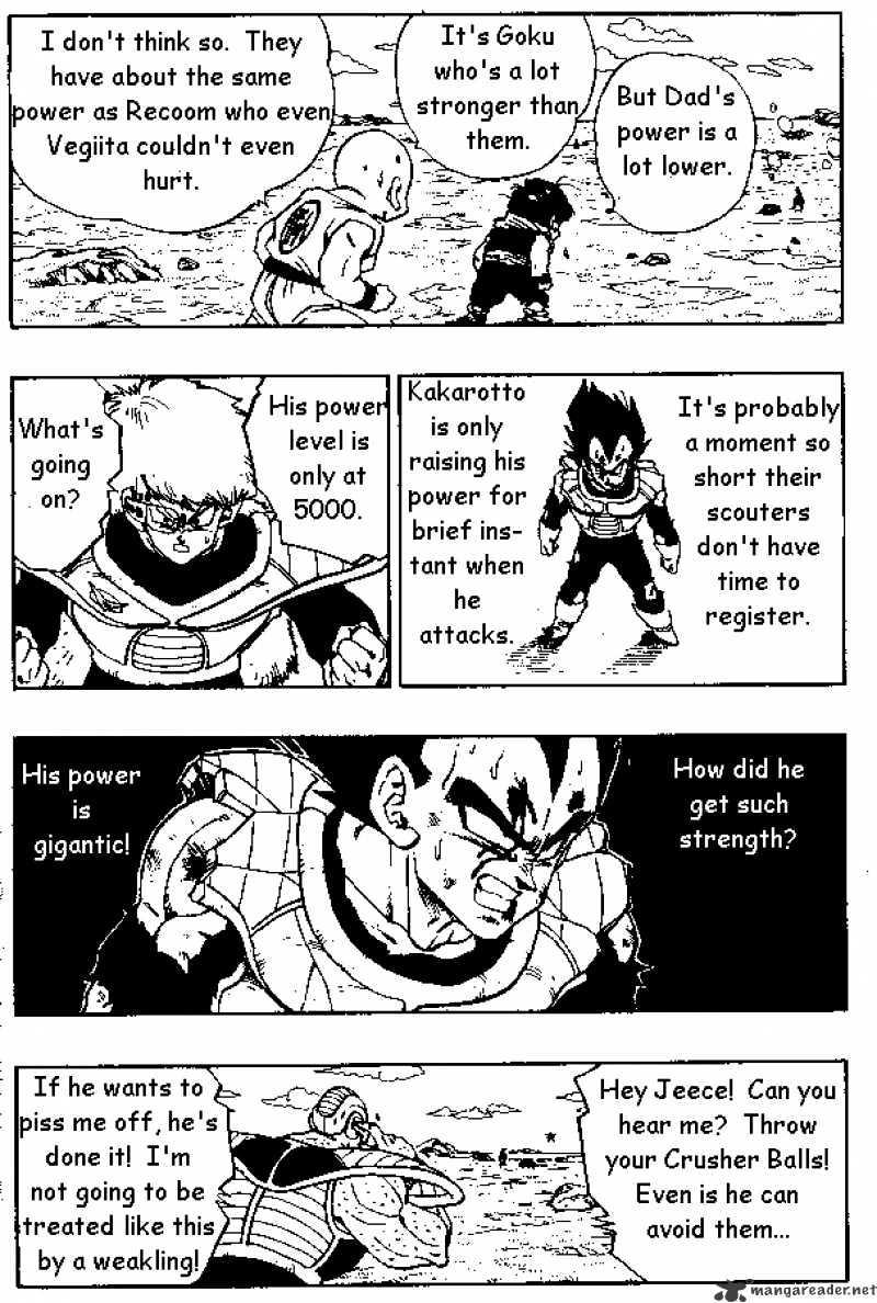 Dragon Ball Chapter 281  Online Free Manga Read Image 11