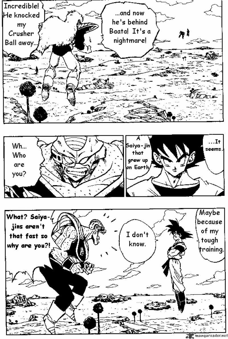 Dragon Ball Chapter 282  Online Free Manga Read Image 3