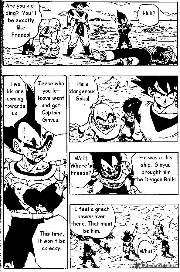 Dragon Ball Chapter 283  Online Free Manga Read Image 7