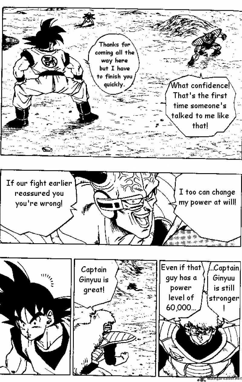 Dragon Ball Chapter 284  Online Free Manga Read Image 5