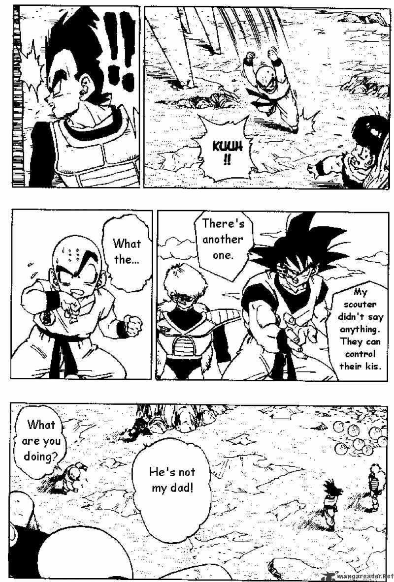 Dragon Ball Chapter 288  Online Free Manga Read Image 5
