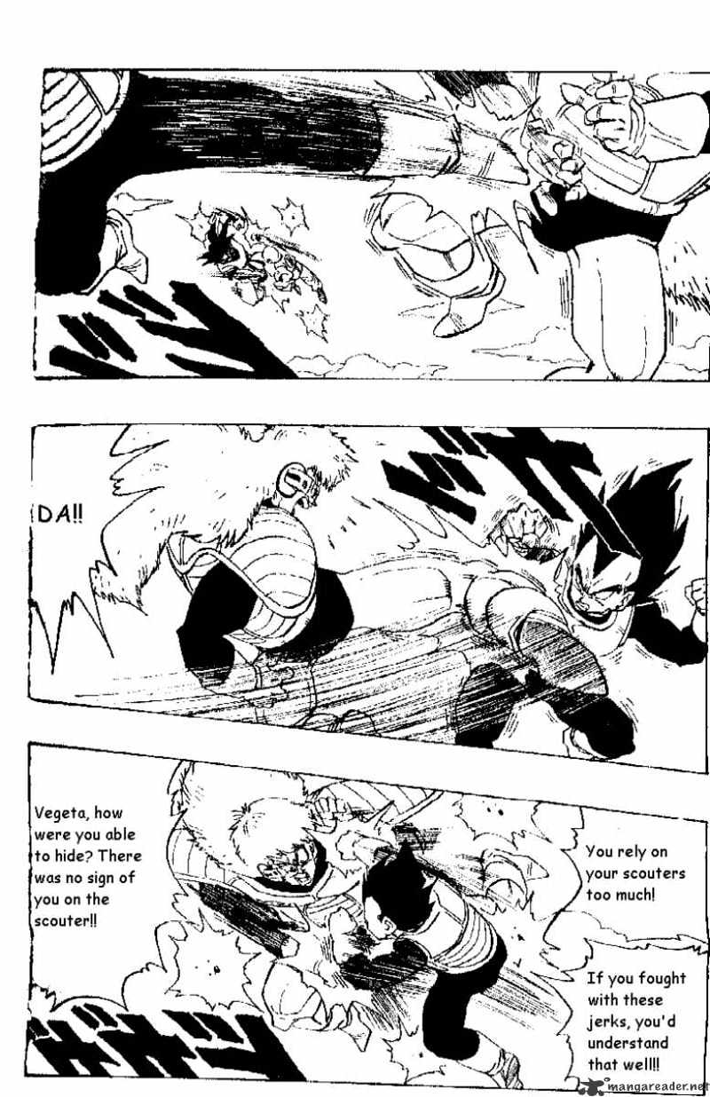 Dragon Ball Chapter 289  Online Free Manga Read Image 4