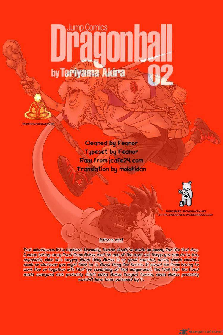 Dragon Ball Chapter 29  Online Free Manga Read Image 15
