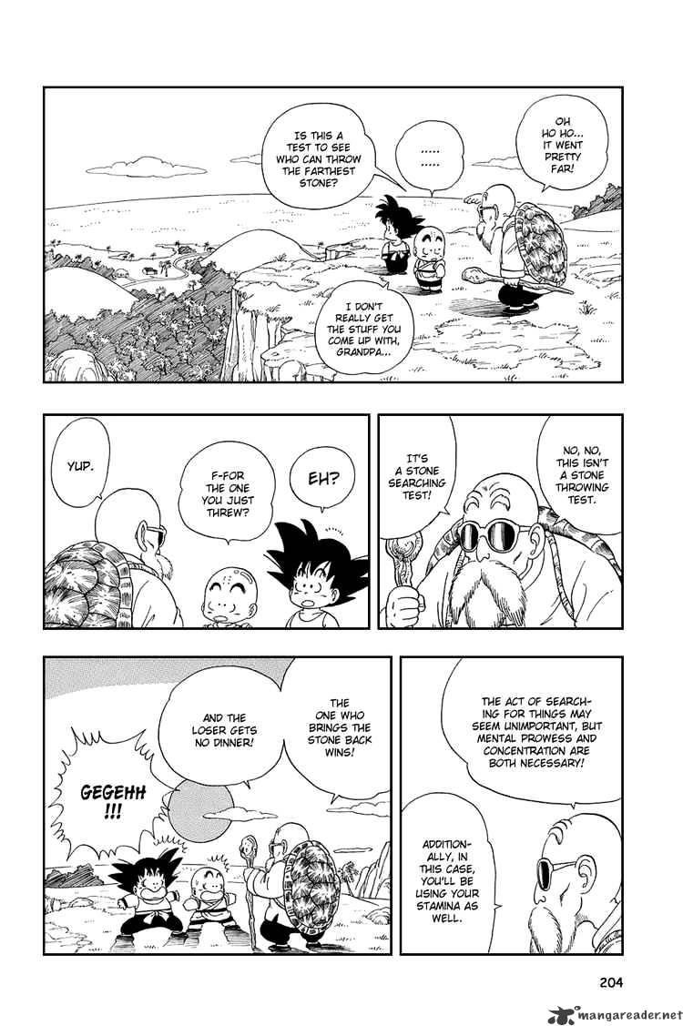 Dragon Ball Chapter 29  Online Free Manga Read Image 3