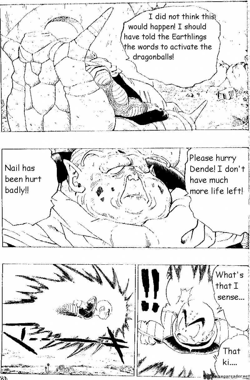 Dragon Ball Chapter 291  Online Free Manga Read Image 13