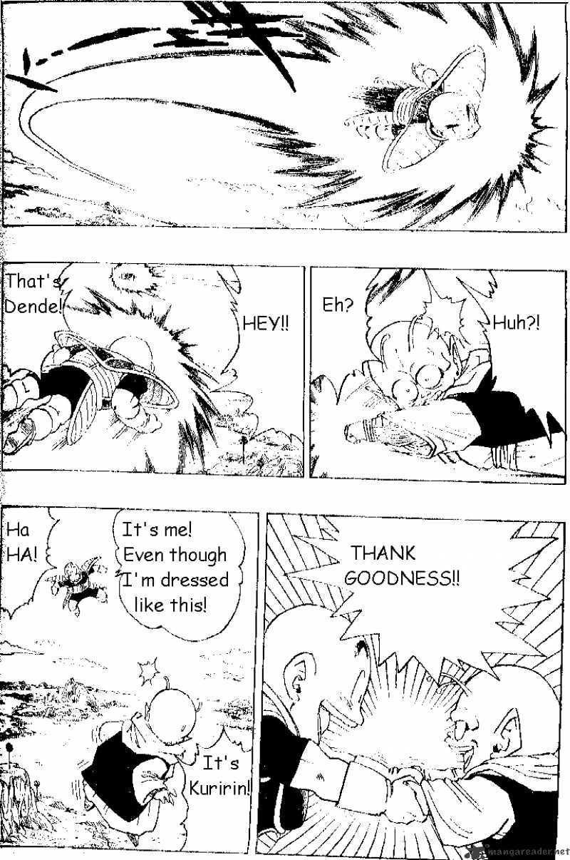 Dragon Ball Chapter 291  Online Free Manga Read Image 14