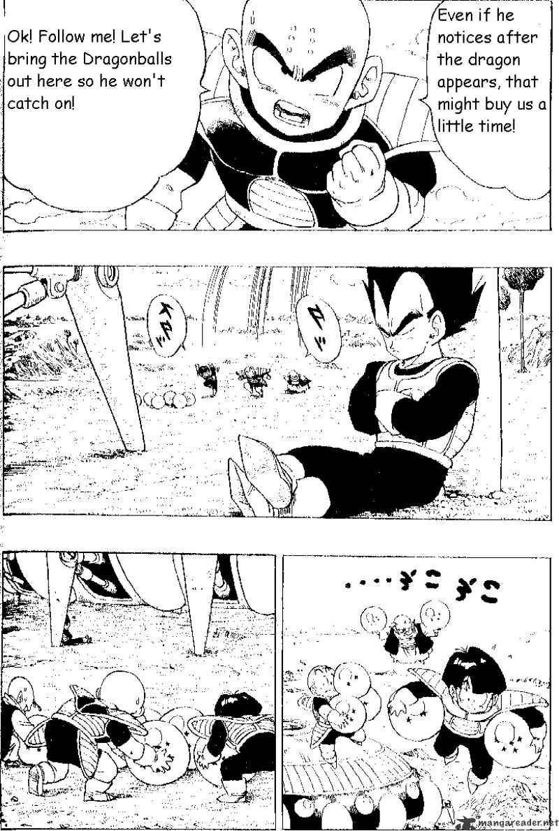 Dragon Ball Chapter 292  Online Free Manga Read Image 4