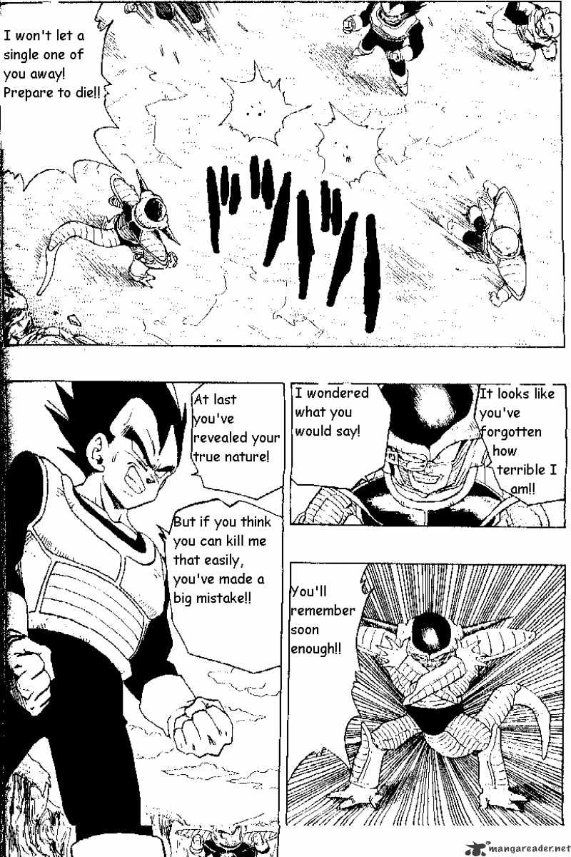 Dragon Ball Chapter 294  Online Free Manga Read Image 12