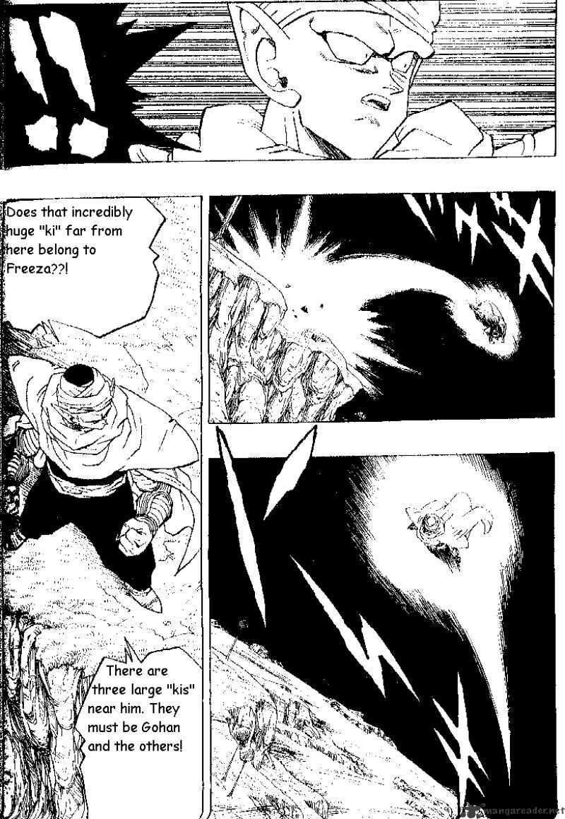 Dragon Ball Chapter 294  Online Free Manga Read Image 2