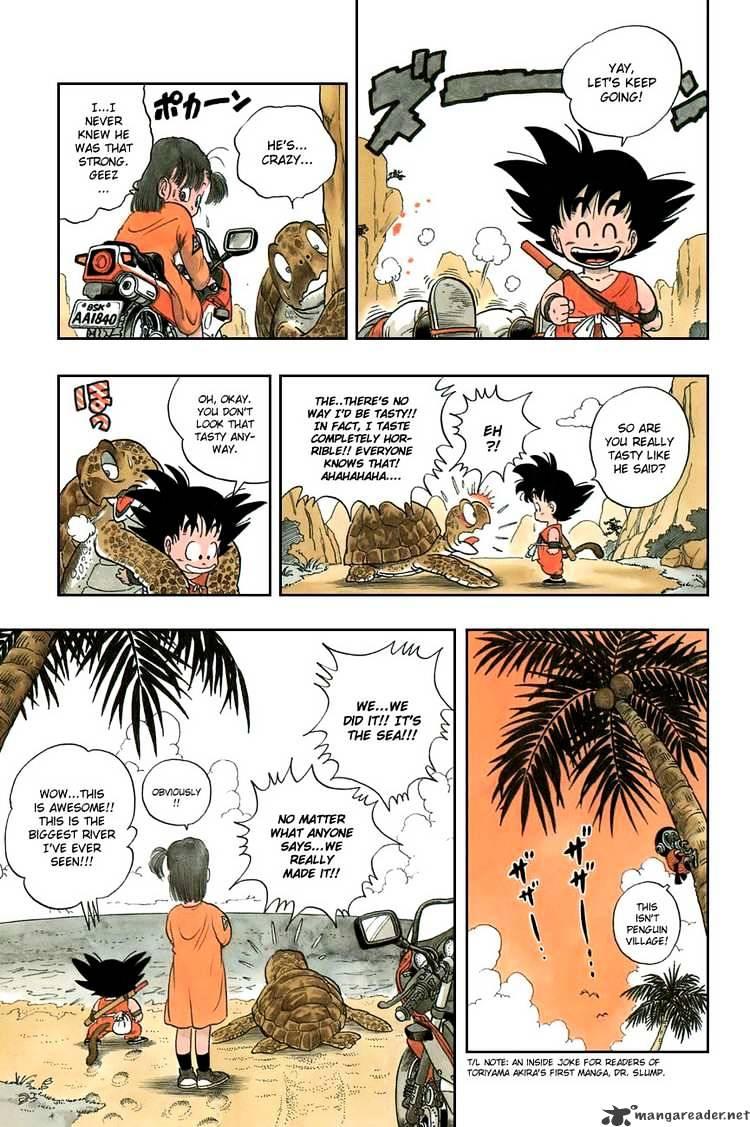 Dragon Ball Chapter 3  Online Free Manga Read Image 12