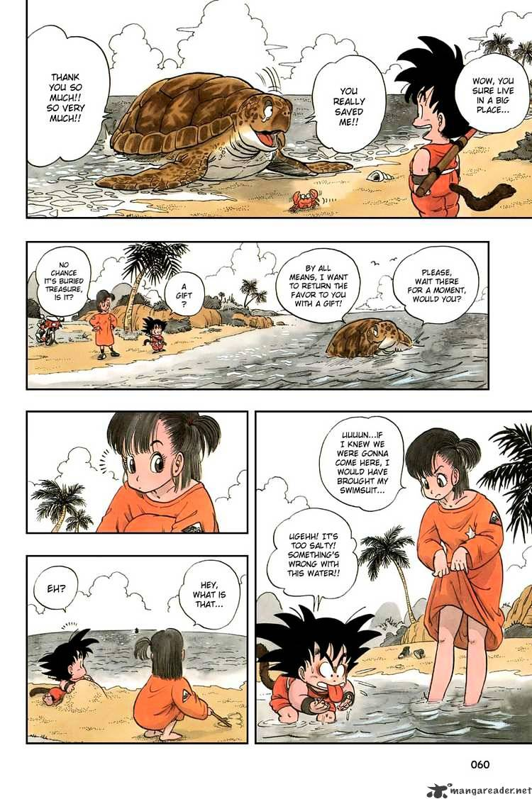 Dragon Ball Chapter 3  Online Free Manga Read Image 13