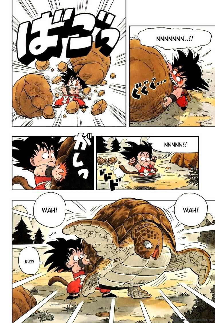 Dragon Ball Chapter 3  Online Free Manga Read Image 3