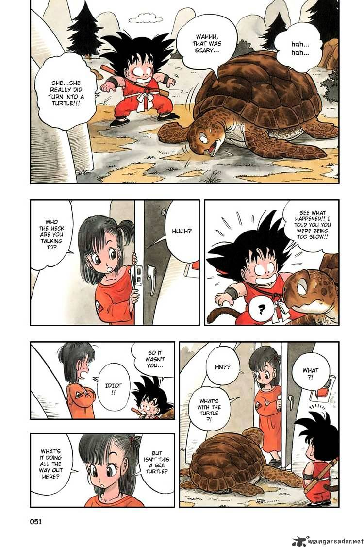 Dragon Ball Chapter 3  Online Free Manga Read Image 4