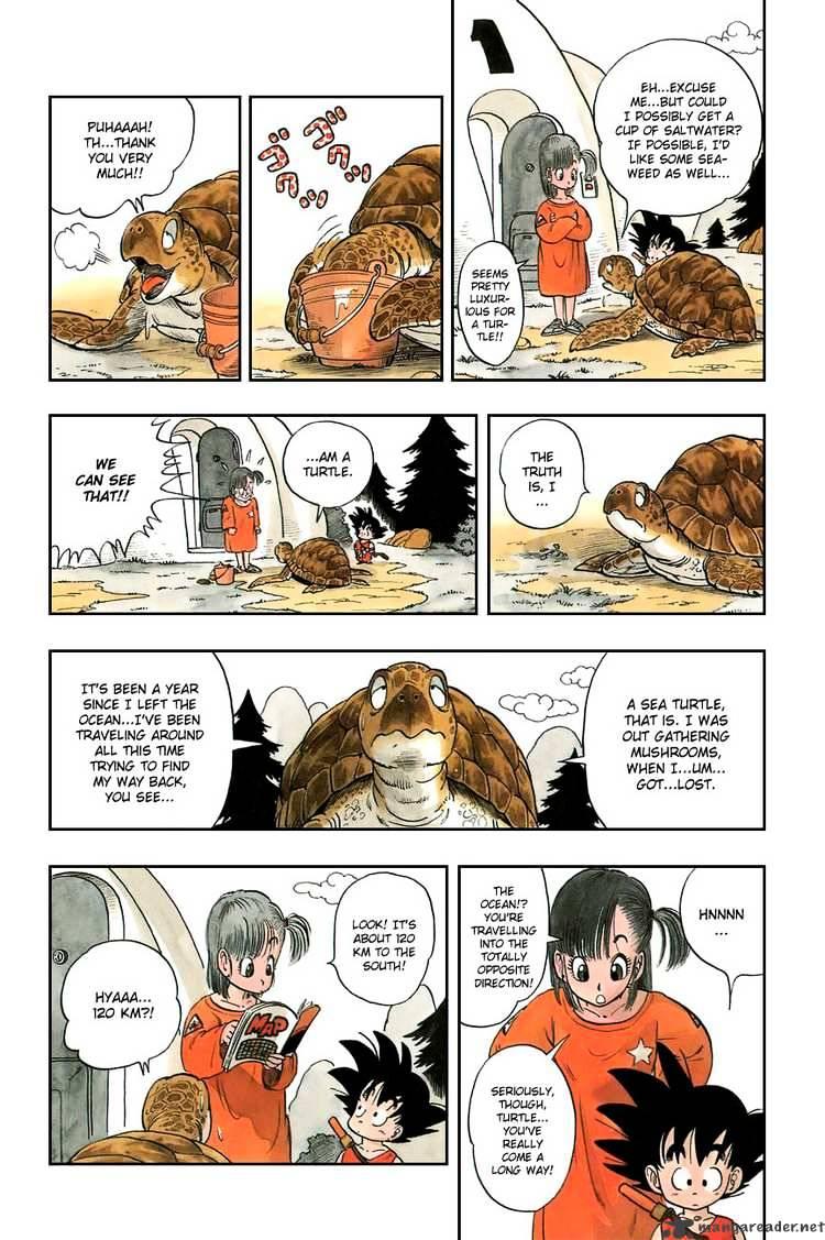 Dragon Ball Chapter 3  Online Free Manga Read Image 5