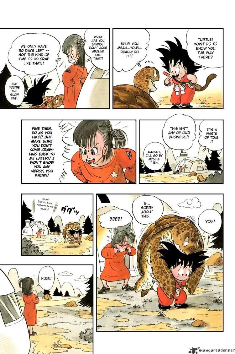 Dragon Ball Chapter 3  Online Free Manga Read Image 6