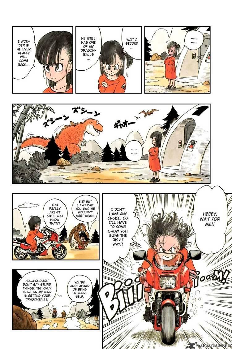 Dragon Ball Chapter 3  Online Free Manga Read Image 7