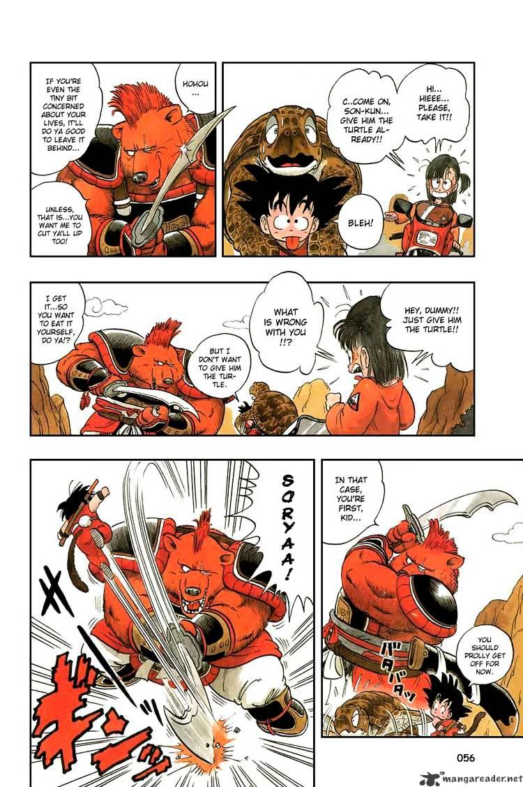 Dragon Ball Chapter 3  Online Free Manga Read Image 9