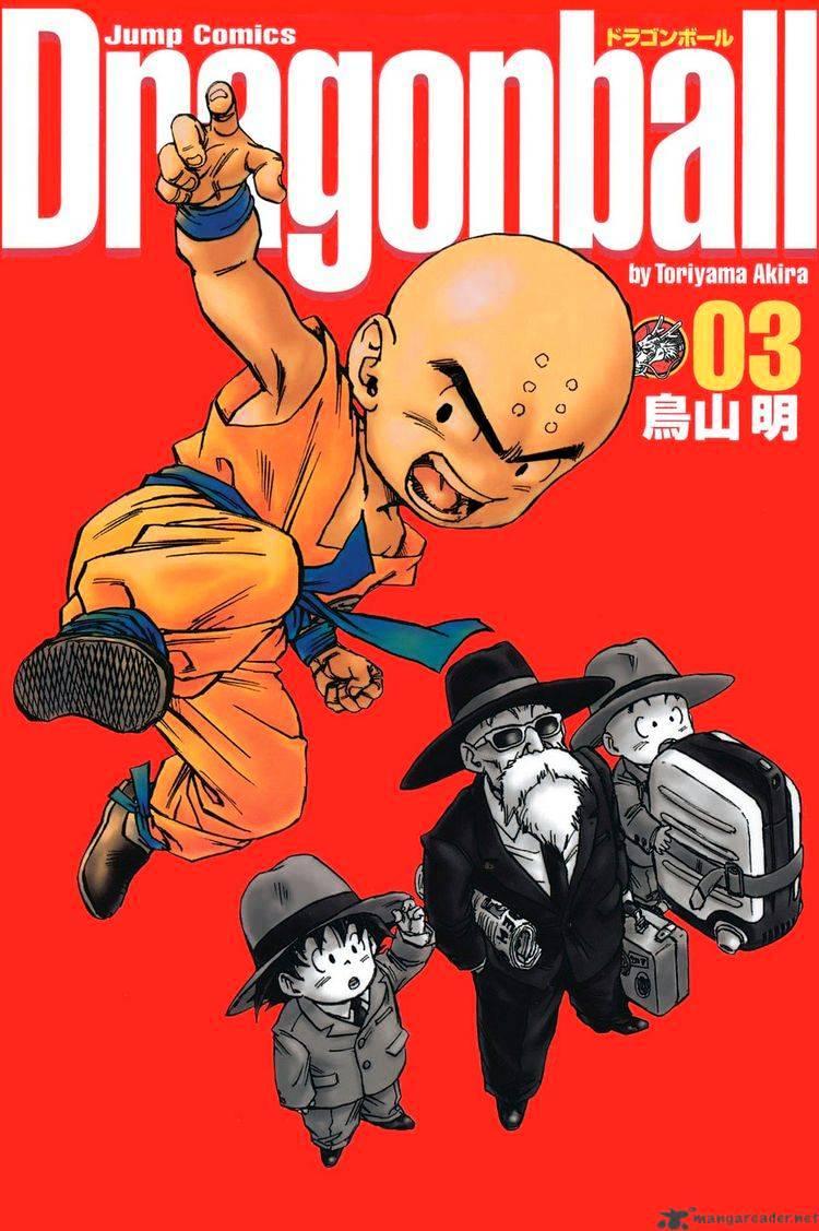 Dragon Ball Chapter 30  Online Free Manga Read Image 1