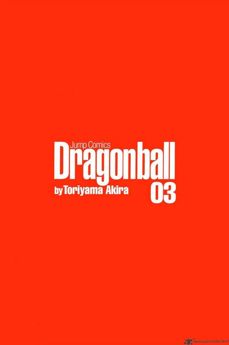 Dragon Ball Chapter 30  Online Free Manga Read Image 3
