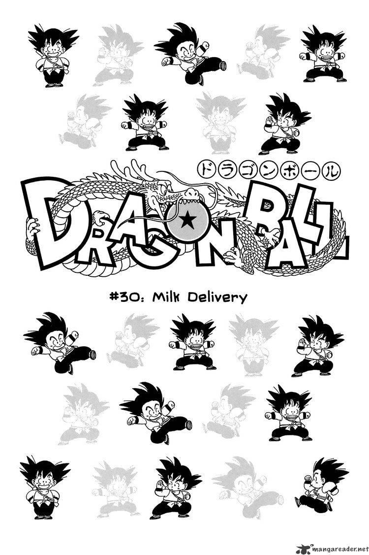 Dragon Ball Chapter 30  Online Free Manga Read Image 5