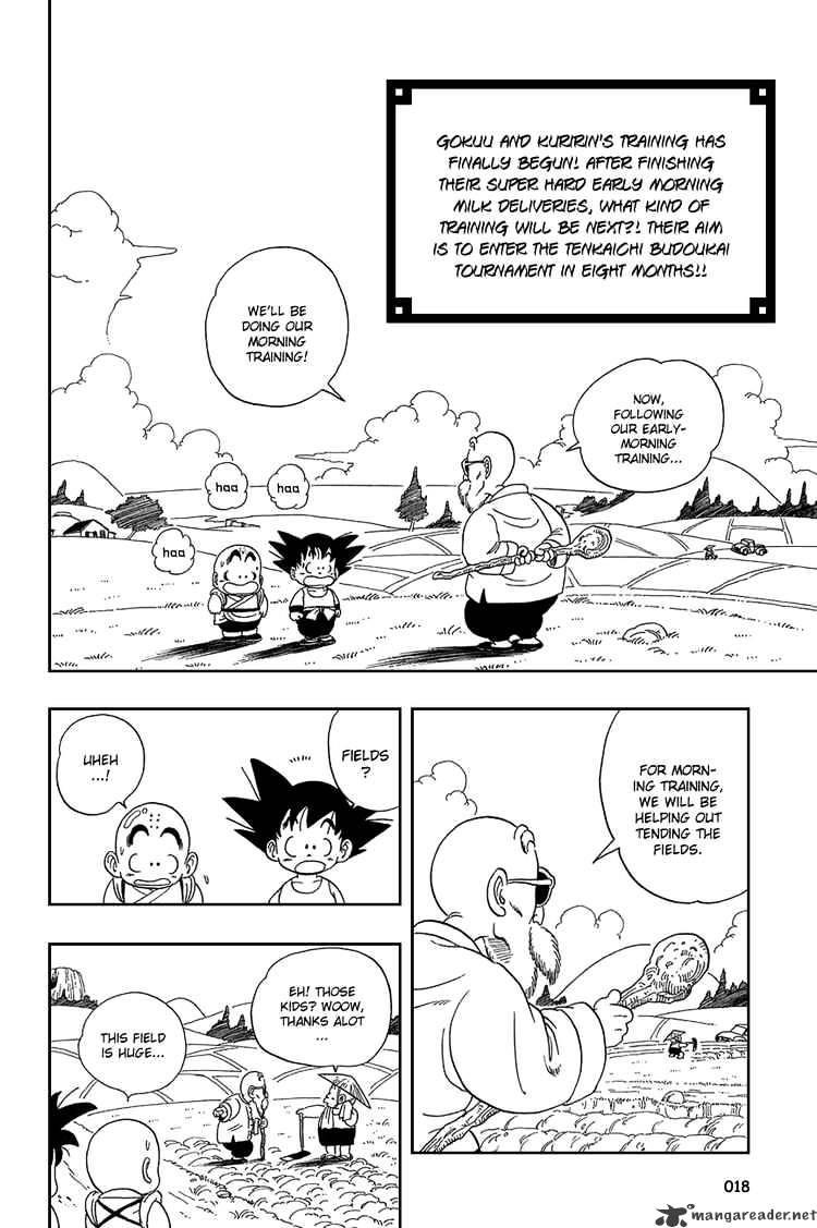 Dragon Ball Chapter 31  Online Free Manga Read Image 1