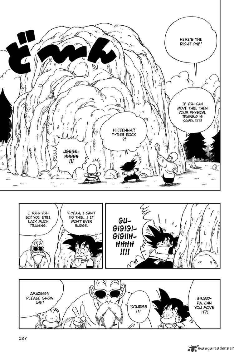 Dragon Ball Chapter 31  Online Free Manga Read Image 10
