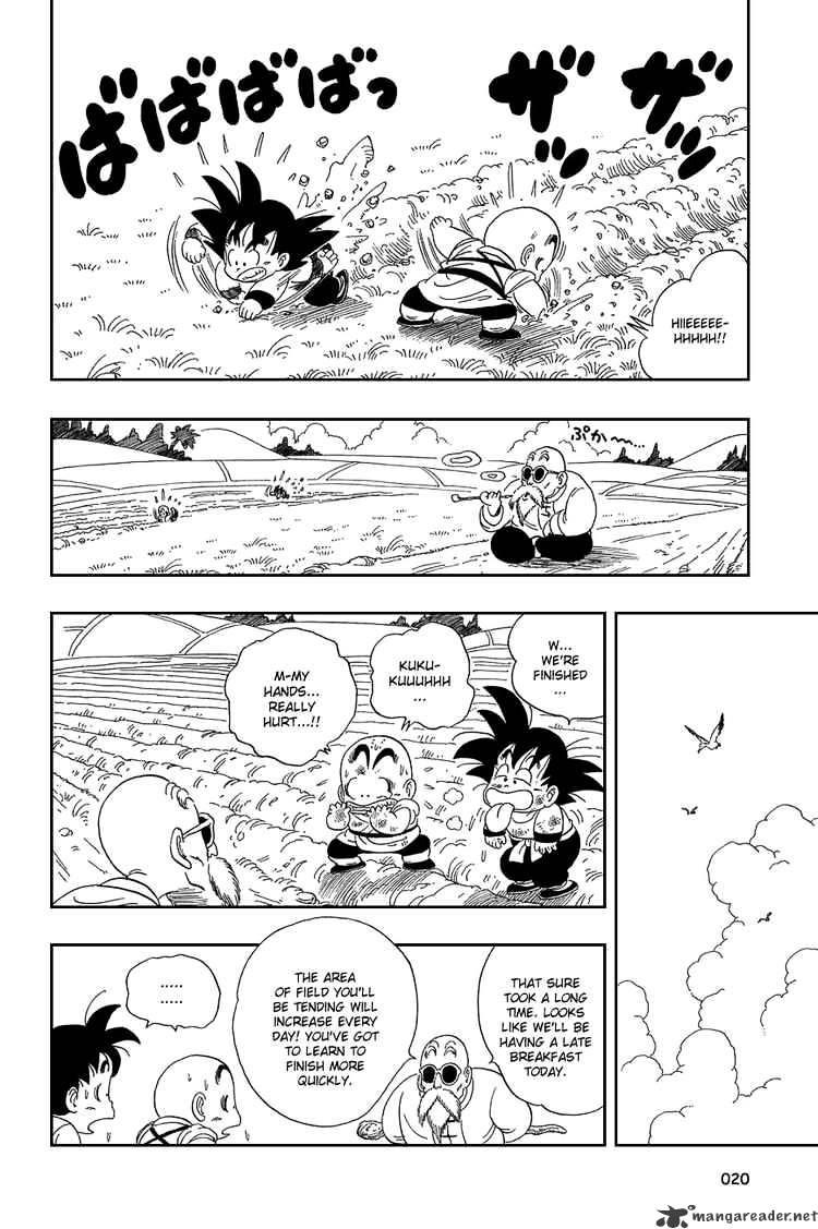 Dragon Ball Chapter 31  Online Free Manga Read Image 3