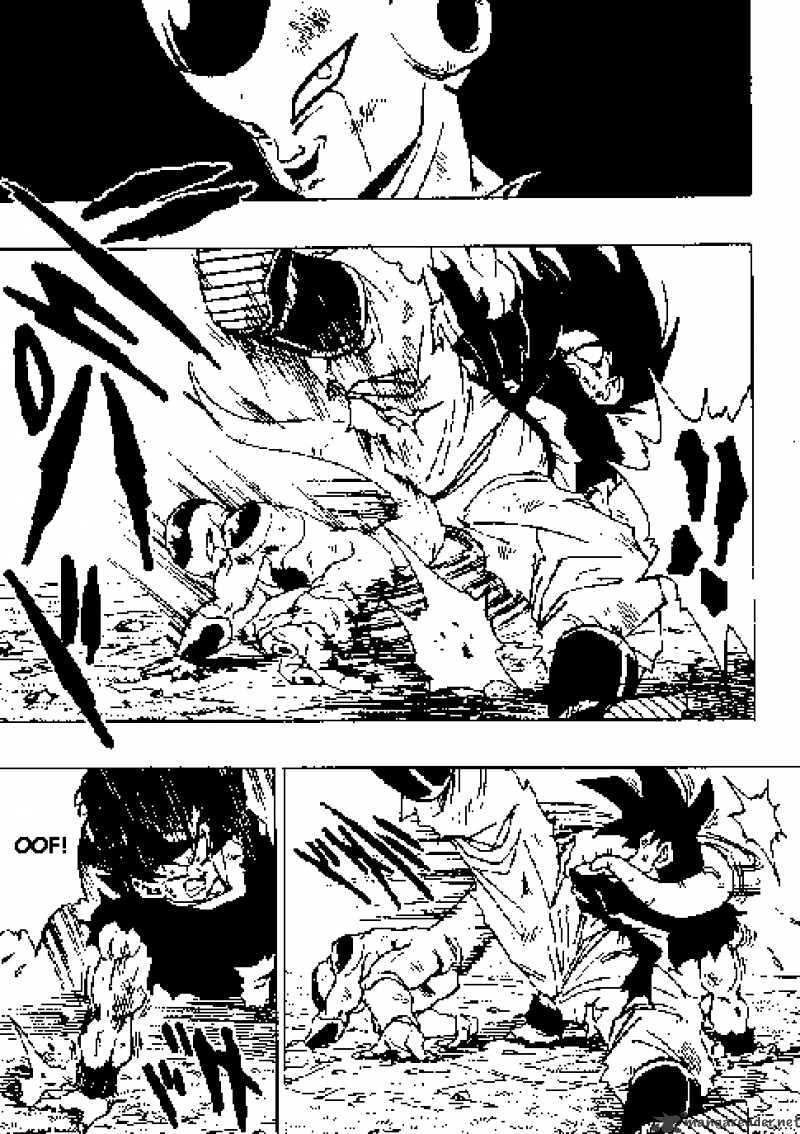 Dragon Ball Chapter 312  Online Free Manga Read Image 8