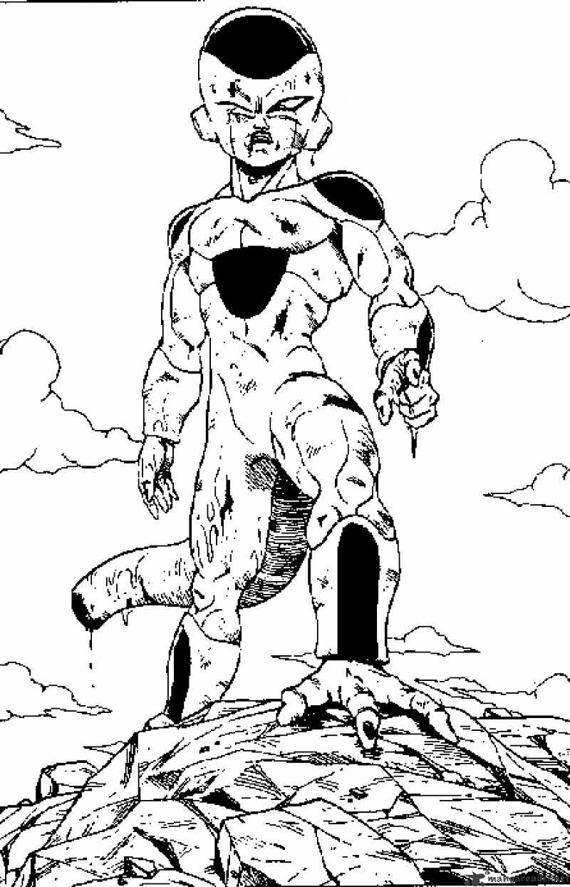 Dragon Ball Chapter 317  Online Free Manga Read Image 7