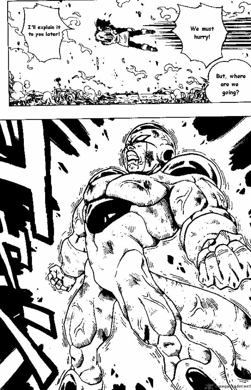 Dragon Ball Chapter 321  Online Free Manga Read Image 8