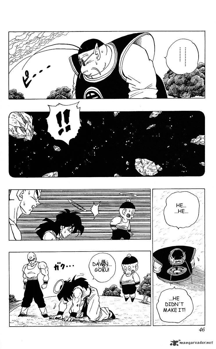Dragon Ball Chapter 328  Online Free Manga Read Image 11