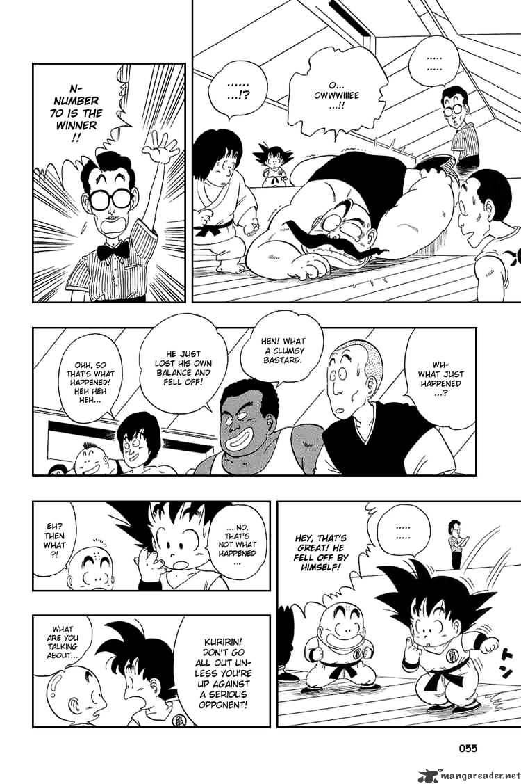 Dragon Ball Chapter 33  Online Free Manga Read Image 10