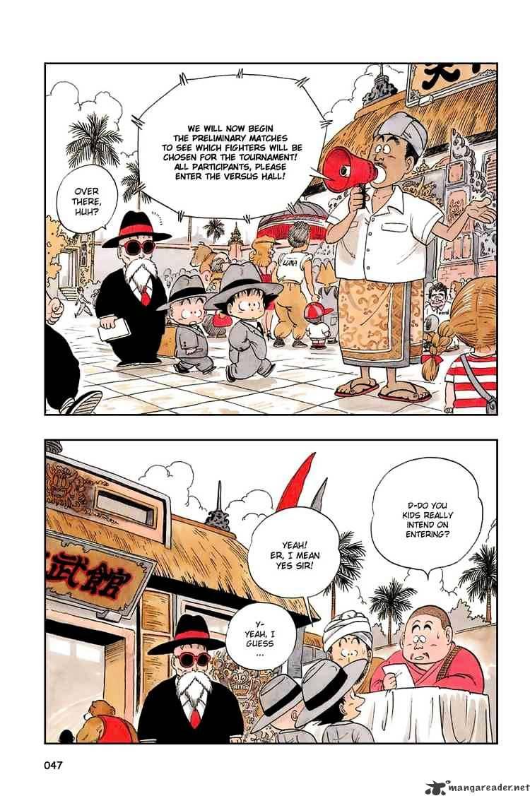 Dragon Ball Chapter 33  Online Free Manga Read Image 2
