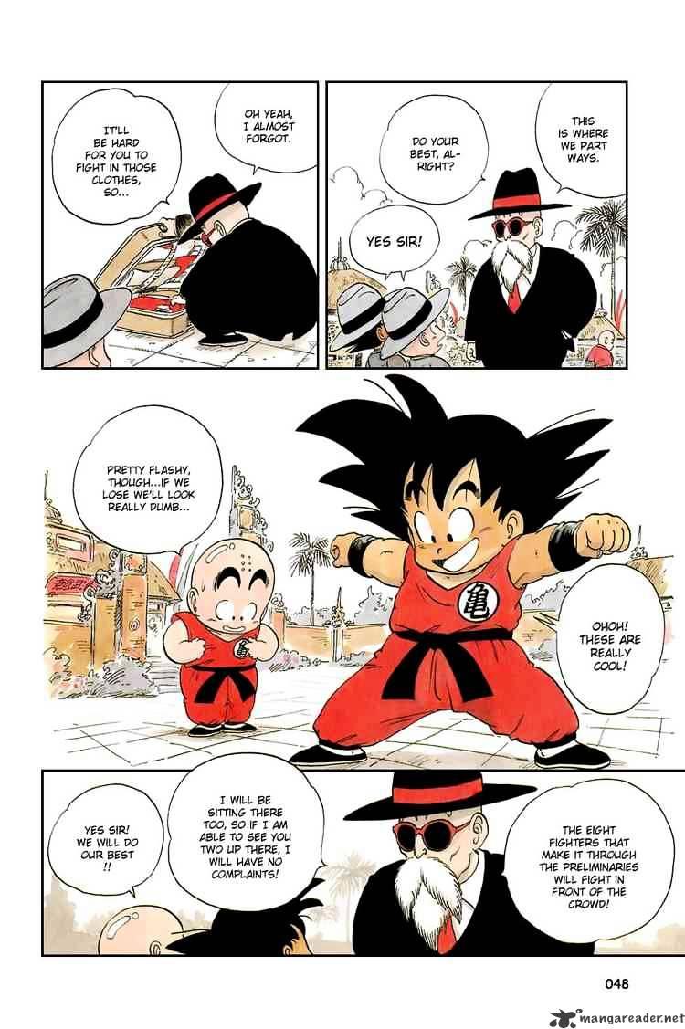 Dragon Ball Chapter 33  Online Free Manga Read Image 3