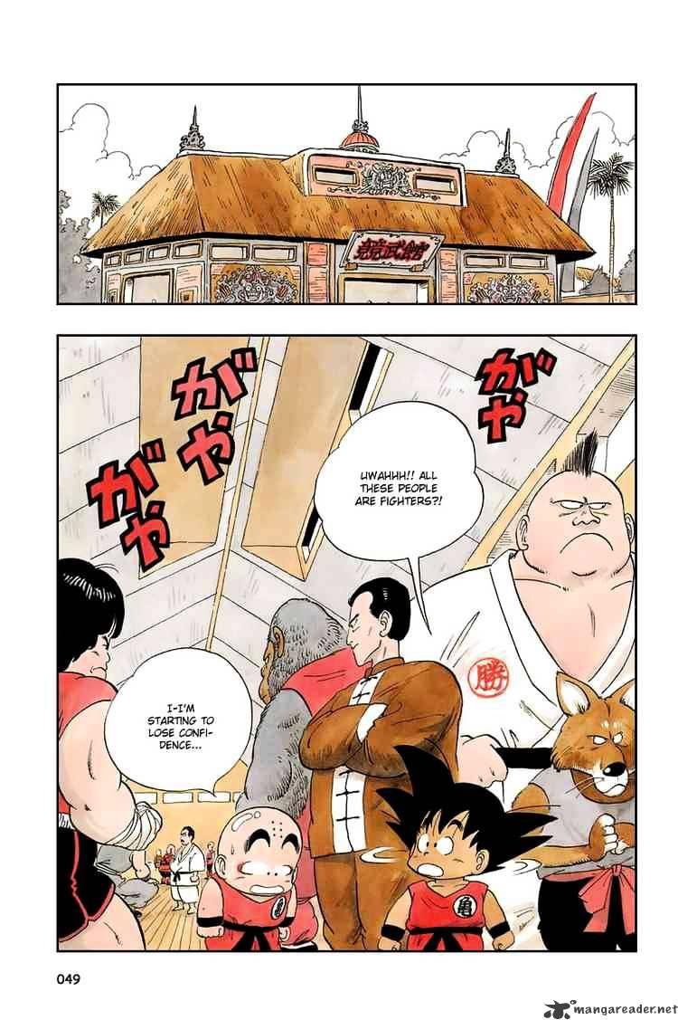 Dragon Ball Chapter 33  Online Free Manga Read Image 4