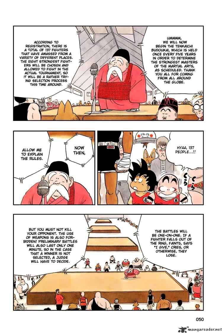 Dragon Ball Chapter 33  Online Free Manga Read Image 5