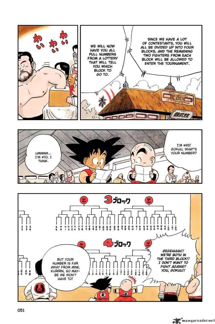 Dragon Ball Chapter 33  Online Free Manga Read Image 6