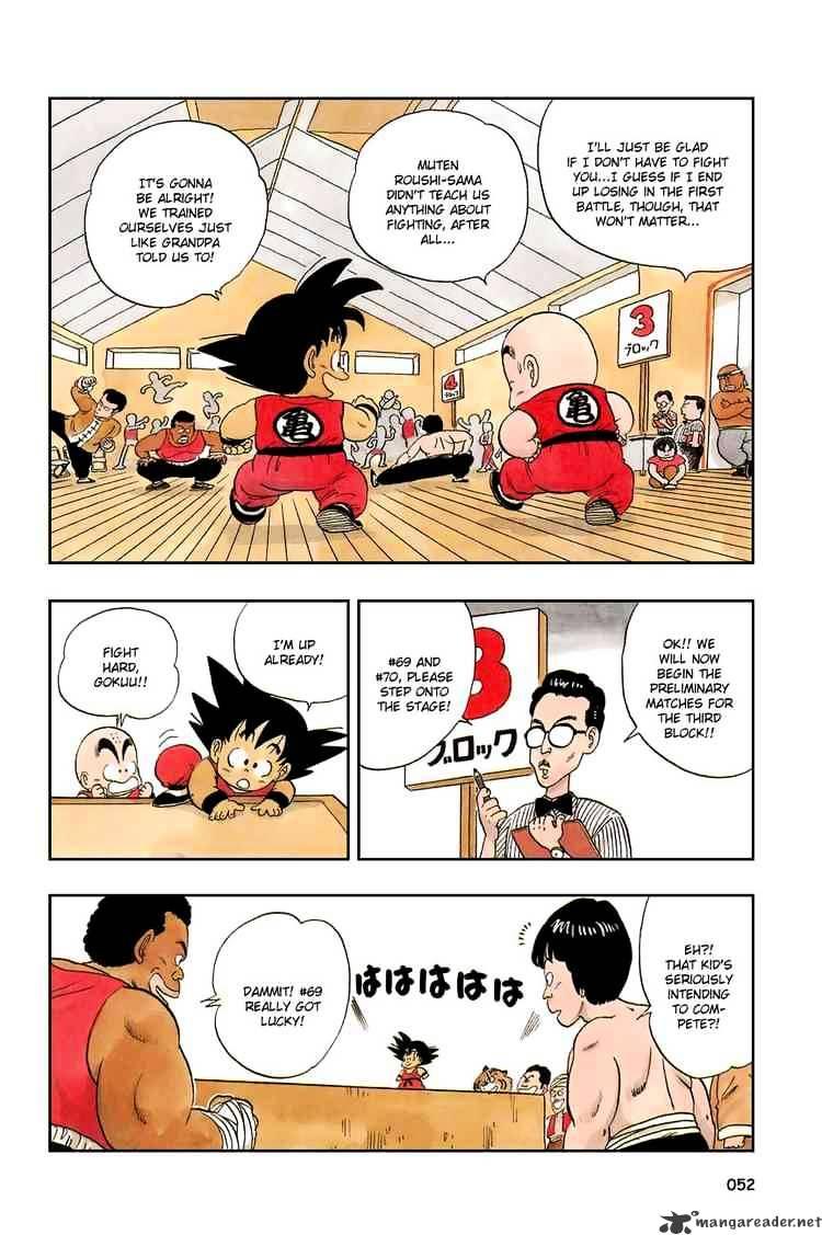 Dragon Ball Chapter 33  Online Free Manga Read Image 7