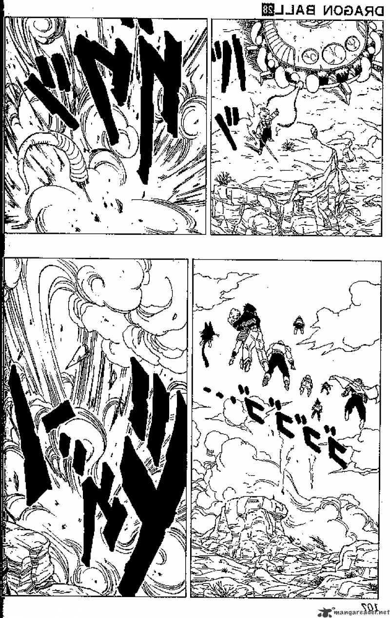 Dragon Ball Chapter 332  Online Free Manga Read Image 12