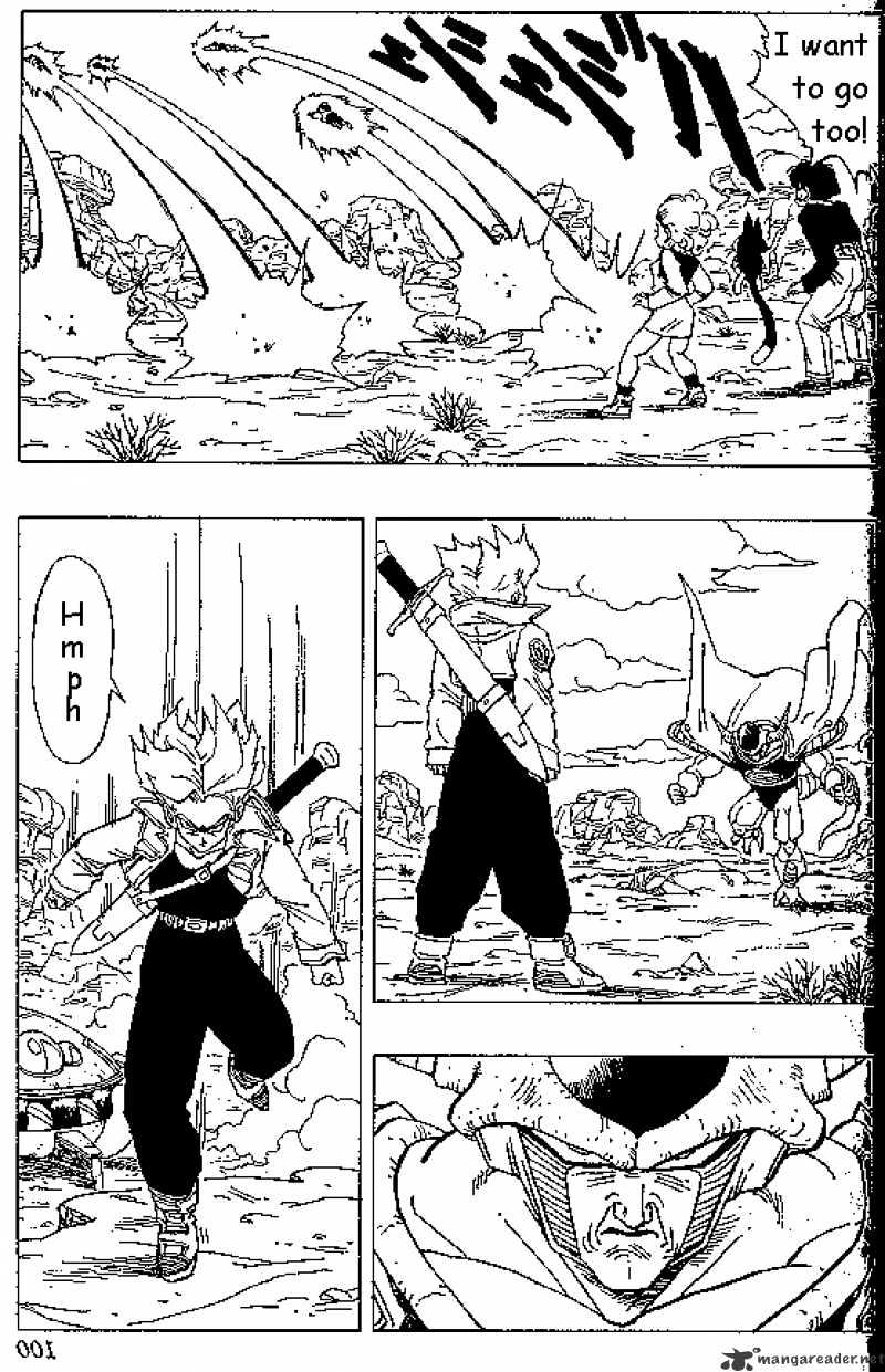Dragon Ball Chapter 332  Online Free Manga Read Image 5