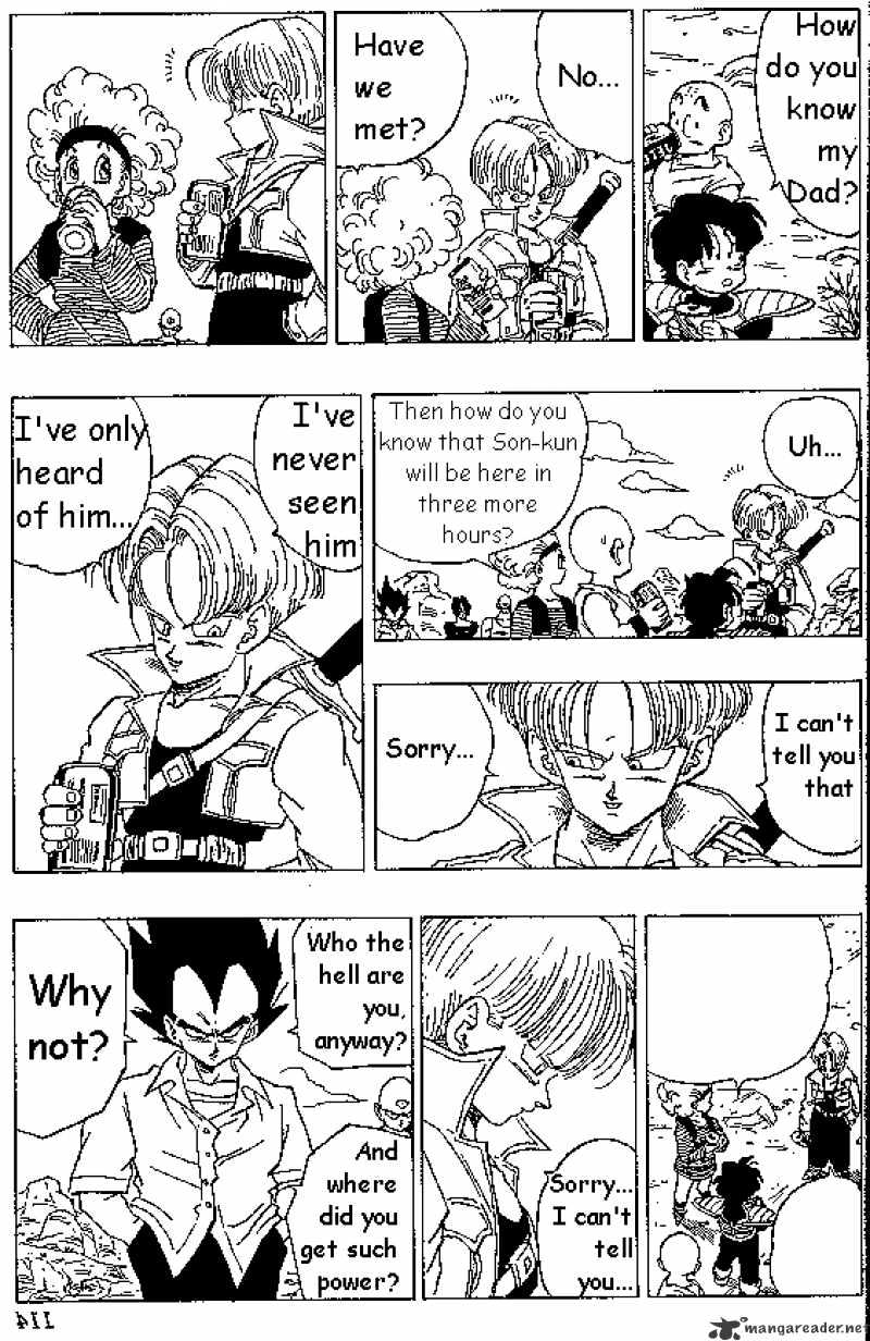 Dragon Ball Chapter 333  Online Free Manga Read Image 5
