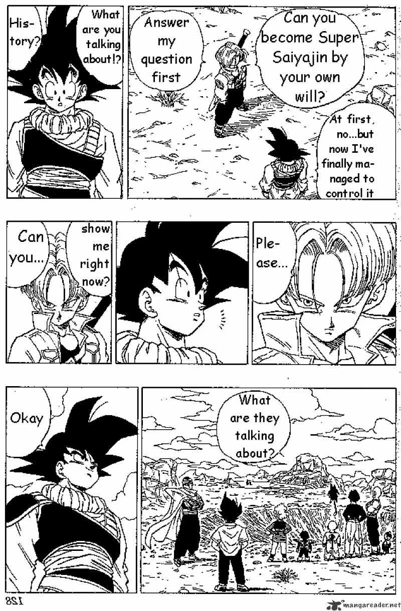 Dragon Ball Chapter 334  Online Free Manga Read Image 5
