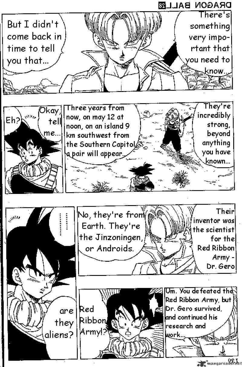 Dragon Ball Chapter 335  Online Free Manga Read Image 2