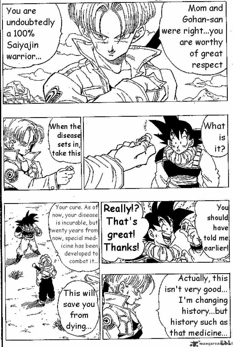 Dragon Ball Chapter 335  Online Free Manga Read Image 6