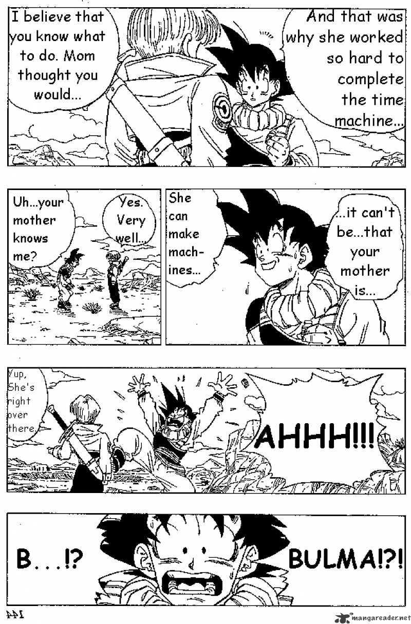 Dragon Ball Chapter 335  Online Free Manga Read Image 7